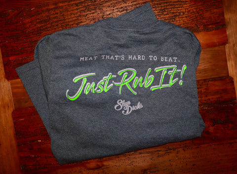 """Just Rub It"" Long Sleeve Tee"