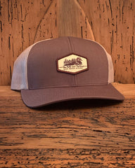 The Woody Patch Hat
