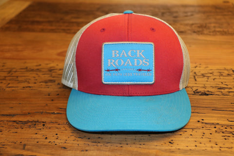 """Wild West"" Snapback Patch Hat"