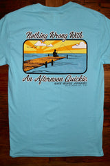 """Afternoon Quickie"" Short Sleeve Tee - Multiple Colors"