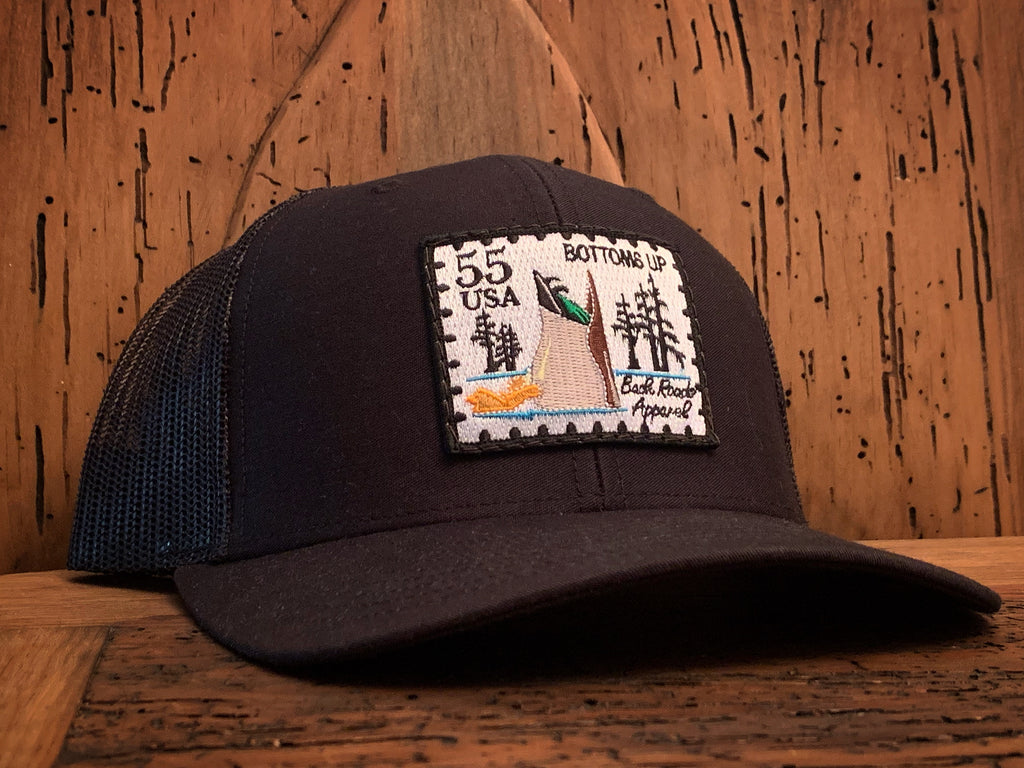 Limited Edition Bottoms Up Snapback Hat