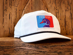 Woodrow Wilson Dri Fit Rope Hat