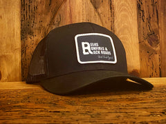 Beers Bonfires & Back Roads Patch Hat