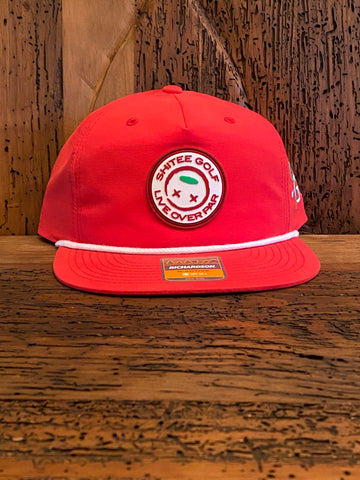 ShiTee Golf Dri Fit Rope Hat