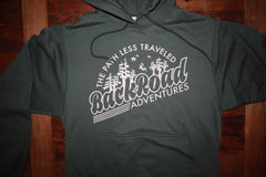 """Back Road Adventures"" Hoodie"