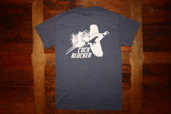 """Cock Blocker"" Short Sleeve Tee"