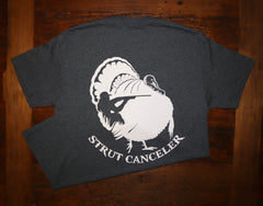 """Strut Canceler"" Short Sleeve Tee"