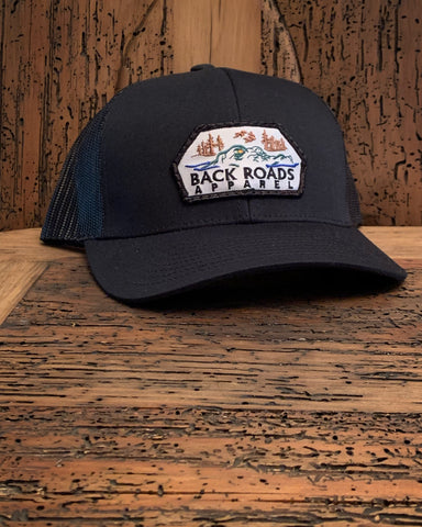"""Marshland Series"" Patch Hat"