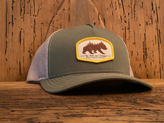 The Griz Patch Hat