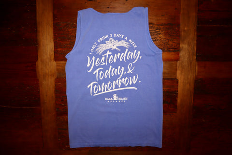 """3 Day Bender"" Tank Top"