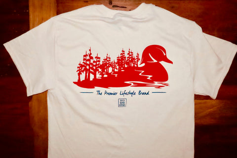 """The Woody"" Short Sleeve Tee"