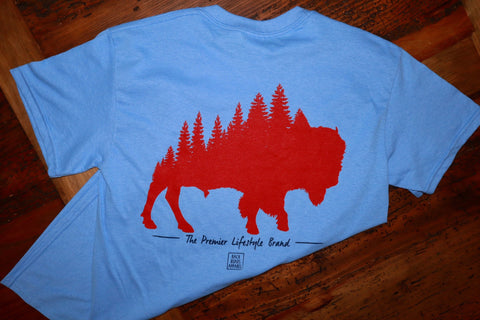 """The Plains"" Short Sleeve Tee"