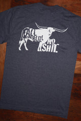 """All Bull"" Short Sleeve Tee"