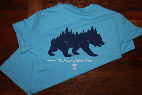 """The Griz"" Short Sleeve Tee"