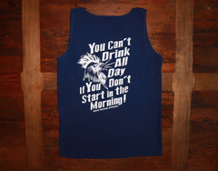 """Drink All Day"" Tank Top"