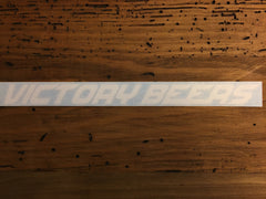 """Victory Beers"" Barrel Decal"