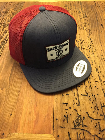 """Established"" SnapBack Patch Hat"