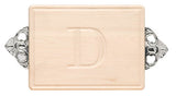 Wiltshire Monogram Cutting Board