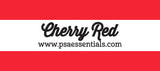 Cherry Red Rectangular Stamp Cartridge Refill