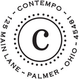 Contempo Personalized Self-Inking Stamp