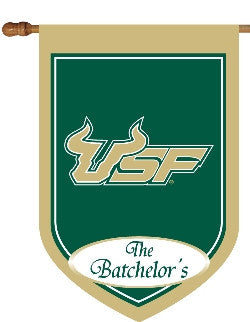 University of South Florida Personalized House Flag