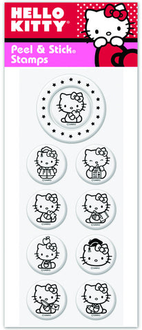 Hello Kitty® School Days Stamp Pack