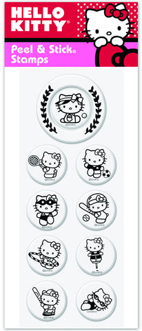 Hello Kitty® Tee Time Stamp Pack