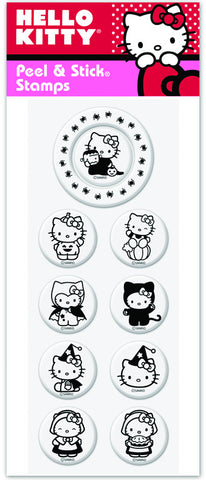 Hello Kitty® Trick or Treat Stamp Pack