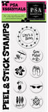 Lifes a Beach Peel & Stick Stamp Pack
