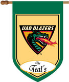 UAB Personalized House Flag