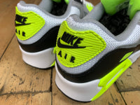 Women's Air Max 90 - White / Volt / Black / Particle Grey