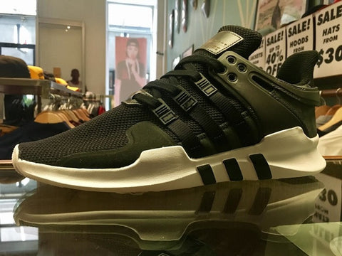 EQT Support Advance - Black/White/Black