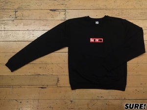 Sharpie Crewneck - black