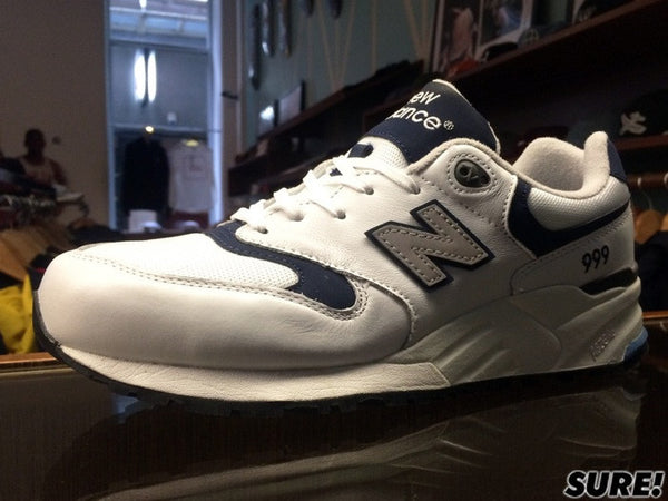 ML999LUC - white/navy