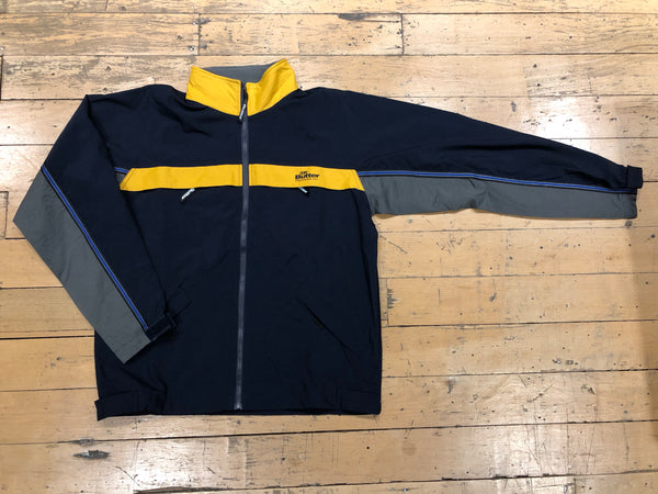 Cold Front Tracksuit Jacket - Navy