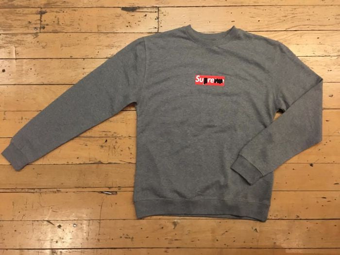 Sharpie Crewneck - grey