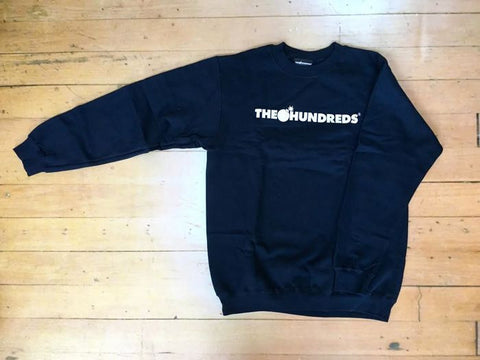 Forever Bar Crewneck - navy