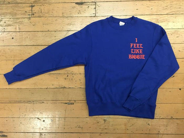 Hypnotize Crewneck - royal