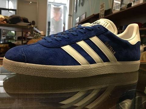 Gazelle - royal/white/gold