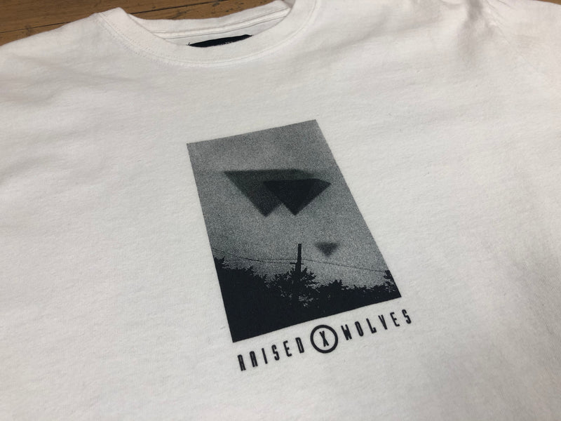 Visitors T-Shirt - White