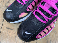 Women's Air Max Tailwind IV - Black / White / Fire Pink