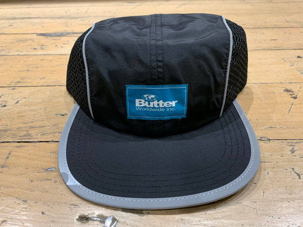 Expedition 4 Panel Cap - Black