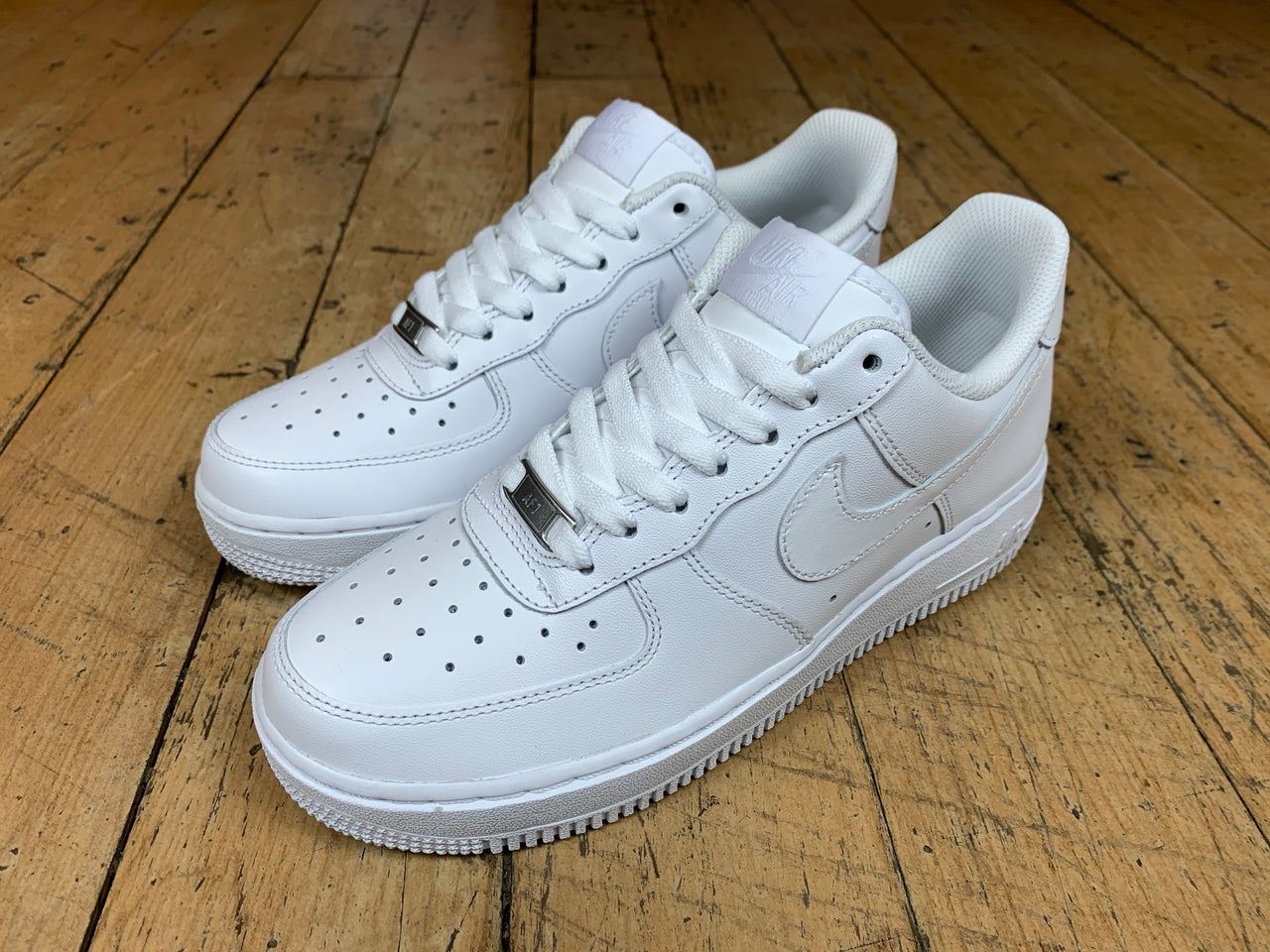 Women's Air Force 1 - White / White