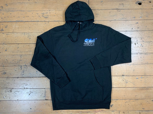 SM City Midweight Hood - Black