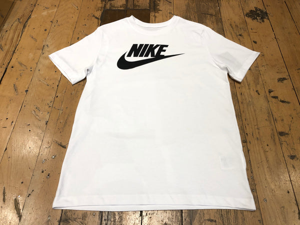 M NSW Icon Futura T-Shirt - White