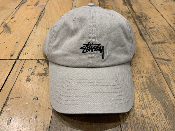 Stock Low Pro Cap - White Sand