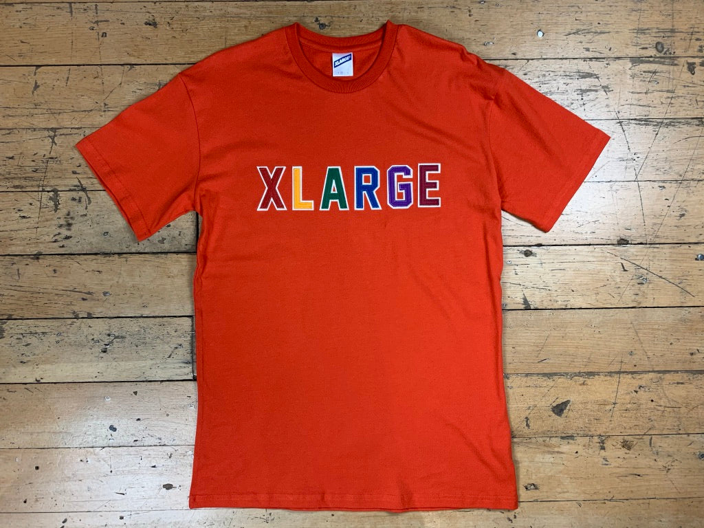 Colour T-Shirt - Orange