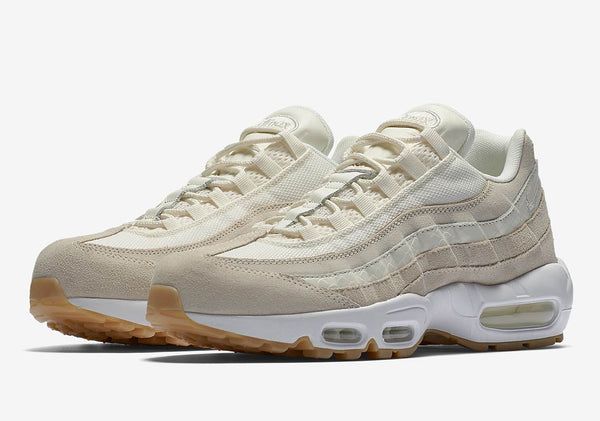 Air Max 95 PRM - sand/particle beige/white