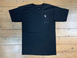 Art Souvenir T-Shirt - Black