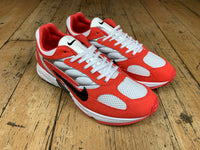 Air Ghost Racer - Red / Black / White Metallic
